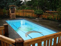 Viking Fiberglass Pool #029 by Indian Summer Pool and Spa