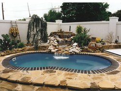 Viking Fiberglass Pool #031 by Indian Summer Pool and Spa